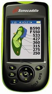 Sonocaddie V300 Color GPS Unit