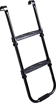 Pure Fun Trampoline Ladder, Black