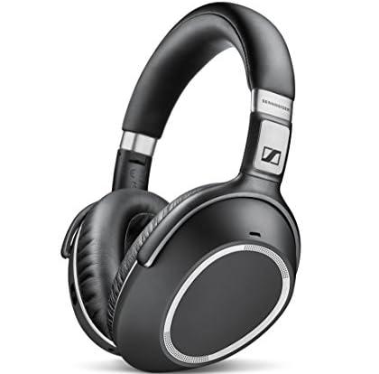 ゼンハイザー ワイヤレスノイズキャンセリングヘッドホン 密閉型/オーバーイヤー/Bluetooth・NFC対応/リモコン・マイク付き/通話可能 PXC550【国内正規品】