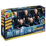 Doctor Who Micro Figures Silent Army Builder 5 pack Mini Figure