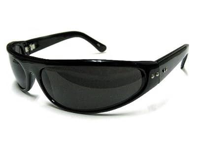 (クールディ・キャッツ) Cool D Cats スタンダード キャッツアイ サングラス Black/black