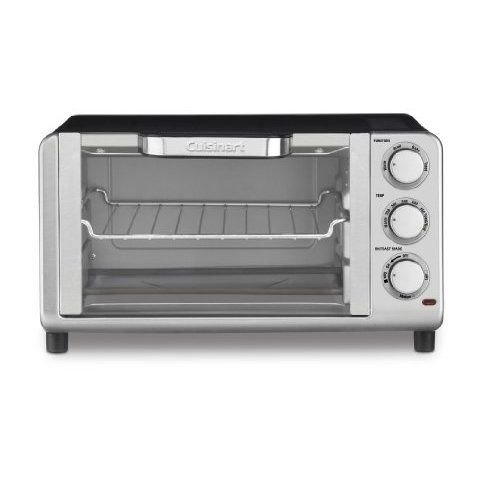 (USA Warehouse) CONAIR-CUSINART TOB-80 CONAIR-CUISINART COMPACT TOASTER OVEN BROILER -/PT# HF983-1754369238 (Cusinart Compact Toaster Oven compare prices)