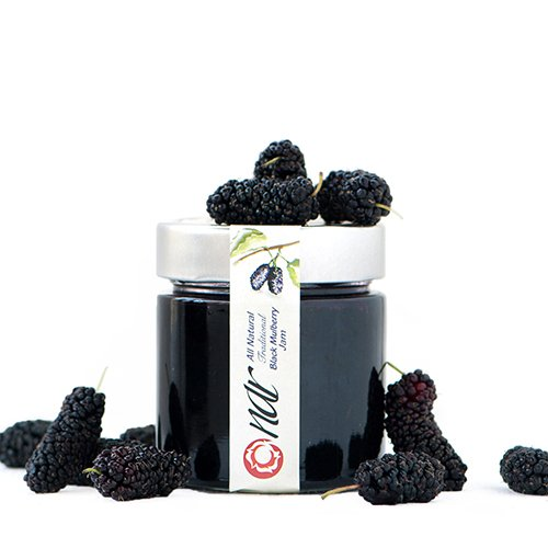 Mulberry Jam by NAR Gourmet (8.82 ounce)