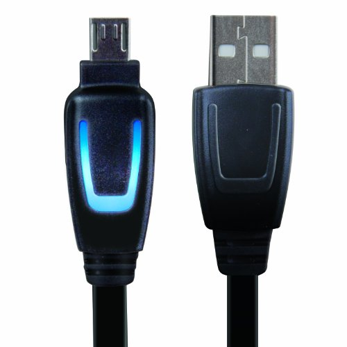 DreamGEAR LED Charge Cable - PlayStation 4
