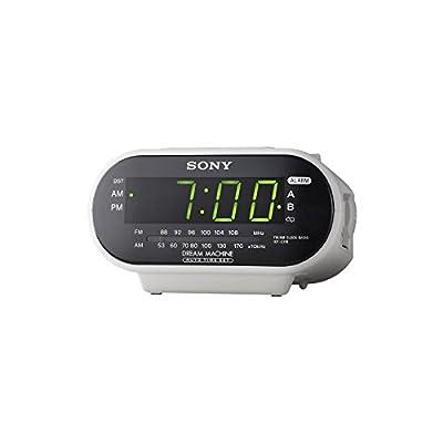 Spy-Max Sony Clock Radio Wifi Hidden Nanny Spy Camera Internet Live View Recording
