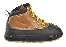 Nike Woodside (TD) Baby Toddlers Boots Brown/Yellow/Black Brown/Yellow/Black 415080-200-4.5