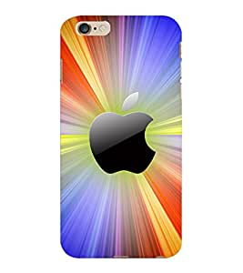 ColourCraft Creative Image Design Back Case Cover for APPLE IPHONE 6S PLUS