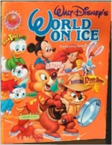 Walt Disney's World on Ice - Souvenir Program - Little Mermaid; Duck