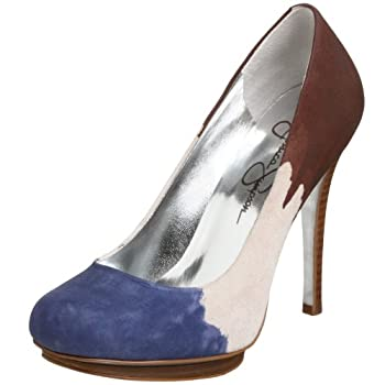 Jessica Simpson Women's Layla Platform Pump