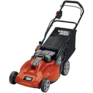 Black & Decker CM1936 19-Inch 36-Volt Cordless Electric Lawn Mower With Removable Battery from Black & Decker Outdoor