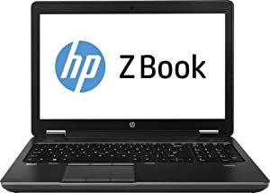 "ZBook F2P52UT 15.6"" LED Intel Core i7-4800MQ 2.70GHz 16GB RAM 750GB HDD Win7Pro 64-bit Notebook"