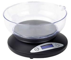 Tristar KW-2430 Balance de Cuisine 2 kg Maximum Précision 1 g