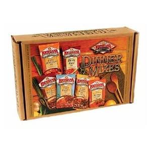 Louisiana Fish  on Louisiana Fish Fry Products Dinner Mixes Gift Box  Amazon Com  Grocery