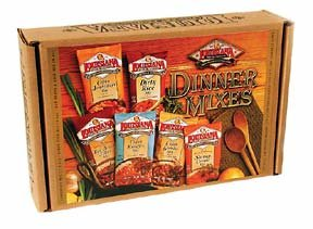 LOUISIANA Fish Fry Products Dinner Mixes Gift