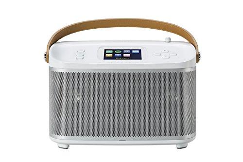 Roberts Radio R-Line R100 R Series : Station de base avec FM/ DAB/ DAB+/ radio Internet