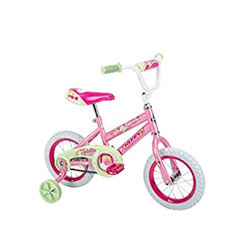 Huffy Bicycle Company Girls So Sweet Bike, Pink, 12""