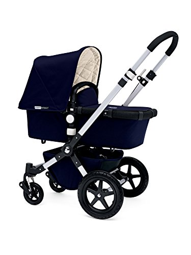 Bugaboo Cameleon3 Stroller & Tailored Fabric Set - Classic Collection Navy (Discontinued by Manufacturer)