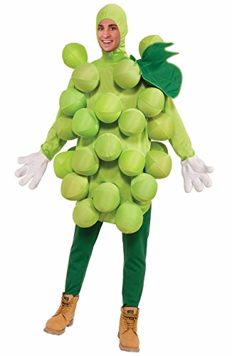 Green Grapes Costume for Adults