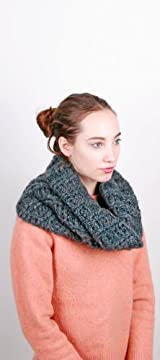SIBERIAN SNOOD-GLAMAR