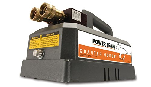 Spx Power Team Pe102A-220 Electric Portable Pumps, 2-Speed