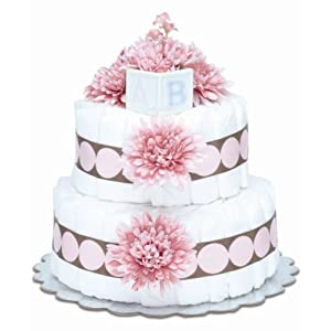 Bloomers Baby Diaper Cake