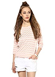 Raindrops Women's Top(1188A004G-White-XL)
