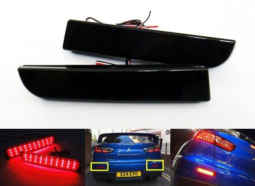 luffy-mitsubishi-evolution-x-cz4a-lancer-outlander-stossstangen-reflektoren-hinten-bremslichter-rauc