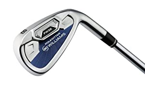 Williams Golf Polesitter Player Series 3-PW Irons (Right Hand, Regular Flex)