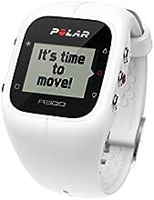 Polar A300 Heart Rate Monitor White