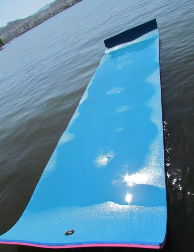 Ifloats 18 Foot Water Pad Party Float With High Flotation