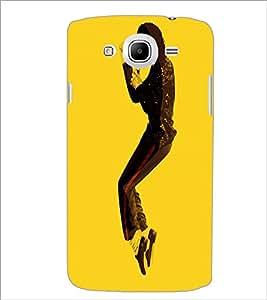 Printdhaba Mj D-3892 Back Case Cover For Samsung Galaxy Mega 5.8
