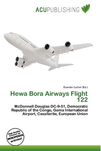 Hewa Bora Airways Flight 122