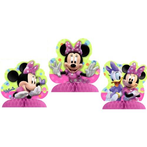 Minnie Mouse Bow-tique 3 Mini-centerpieces