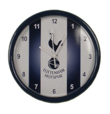 Tottenham Hotspur Fc Wall Clock - Football Gifts