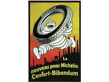 french-vintage-metal-sign-39x25-cm-bibendum-comfort-michelin-tire-made-in-france