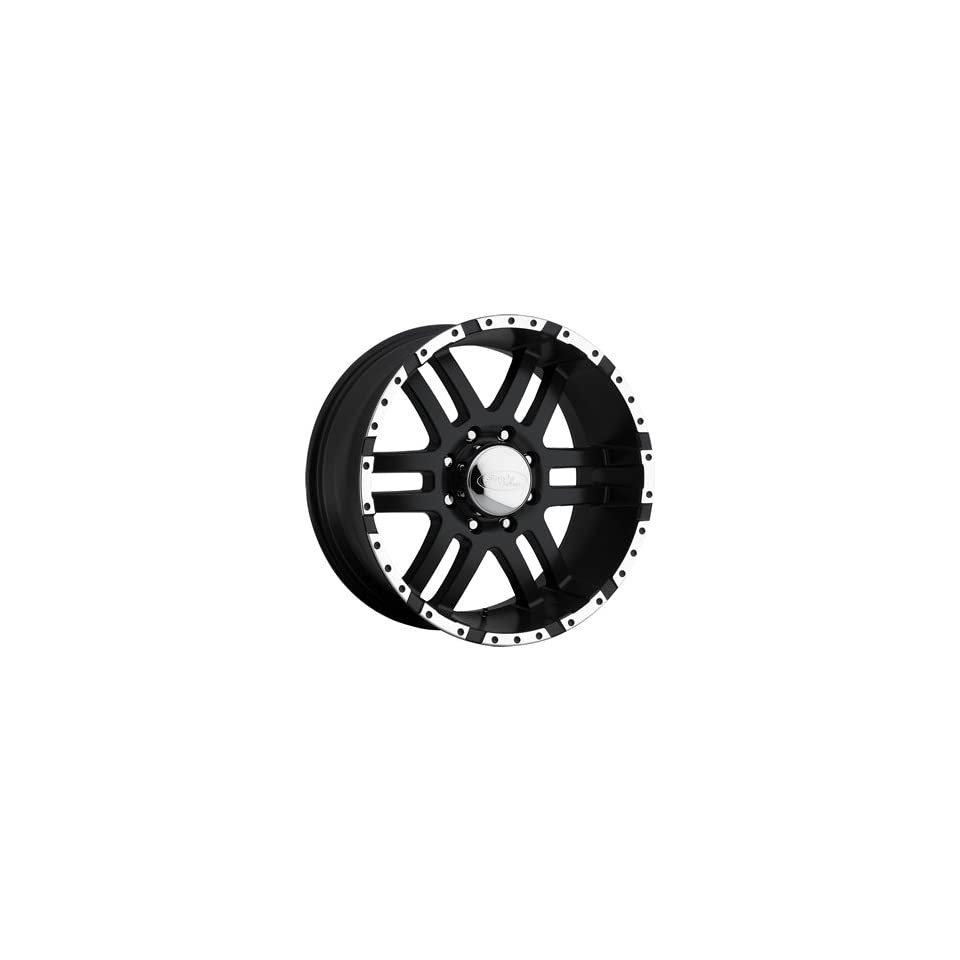 American Eagle 79 20 Black Wheel / Rim 6x5.5 with a  12mm Offset and a 108.20 Hub Bore. Partnumber 7982966