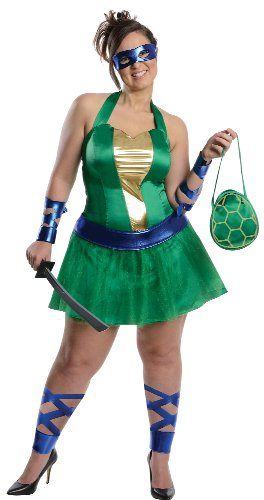 Rubie's Costume Plus-Size Teenage Mutant Ninja Turtles Leonardo