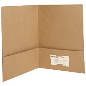 Amazon Com Jam Paper 174 100 Recycled Cardstock Paper 2