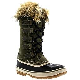 Sorel Women\'s Joan of Arctic Boots, Nori, 8 B(M) US