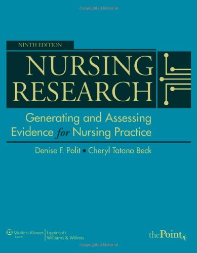 Nursing Research: Generating and Assessing Evidence for...