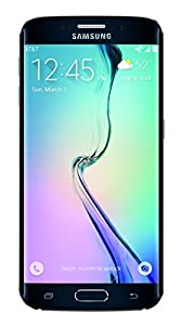 Samsung Galaxy S6 Edge, Black Sapphire 32GB (AT&T)