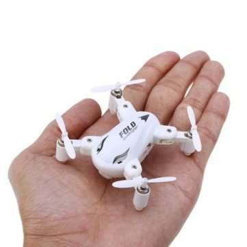 SY X31 With Foldable Arm Mini 2.4G 4CH Headless Mode RC Quadcopter RTF (Mode 2 (Left Hand Throttle:White) by toyforyoustore (Fake Robot Arm compare prices)