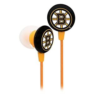 NHL Boston Bruins iHip Logo Earbud