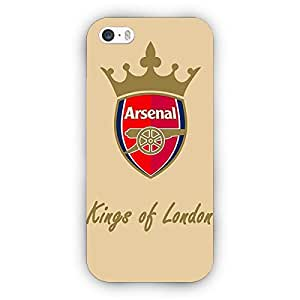 EYP Arsenal Back Cover Case for Apple iPhone 5