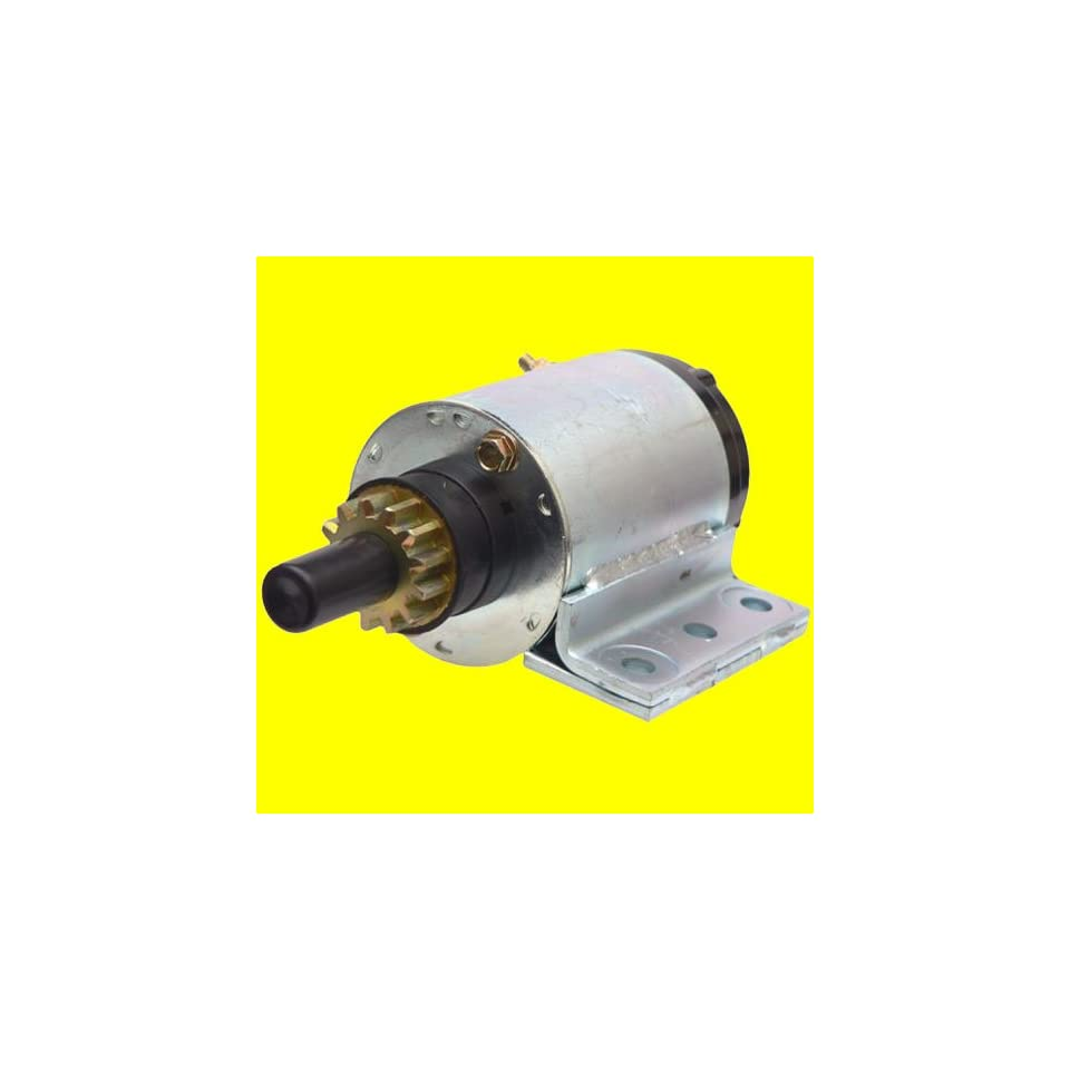 Starter motor kohler k241 k301 k321 10 16 hp on popscreen for 10 hp motor starter
