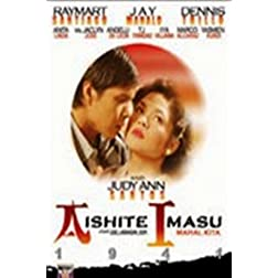 Aishite imasu (Mahal kita)- Philippines Filipino Tagalog DVD Movie