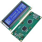 Amerlight TM LCD Module for Arduino UNO R3 MEGA2560 16 X 2, 1602 White on Blue