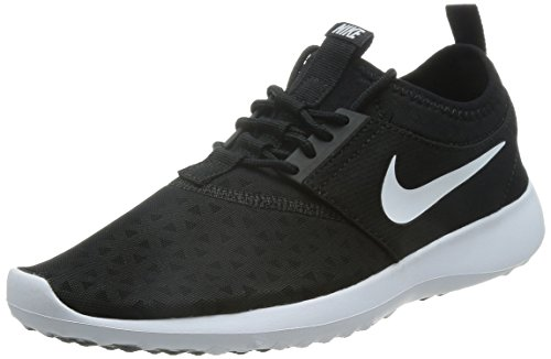 Nike Damen Wmns Juvenate Sneakers, Schwarz (004 Black/White), 40 EU thumbnail