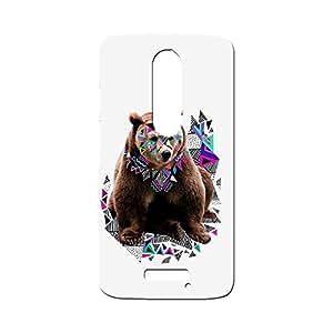 G-STAR Designer Printed Back case cover for Motorola Moto X3 (3rd Generation) - G0437