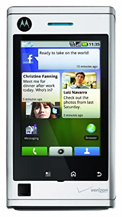 Motorola Devour, White 8GB (Verizon Wireless)